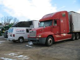 Tractor Trailer On-Site Service